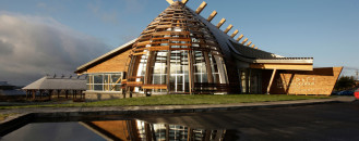 Contemporary Architecture At Its Best: Cree Cultural Institute in Canada