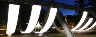 Impressive Swing Offering a Spectacle of Music and Light in Colorado [Video]