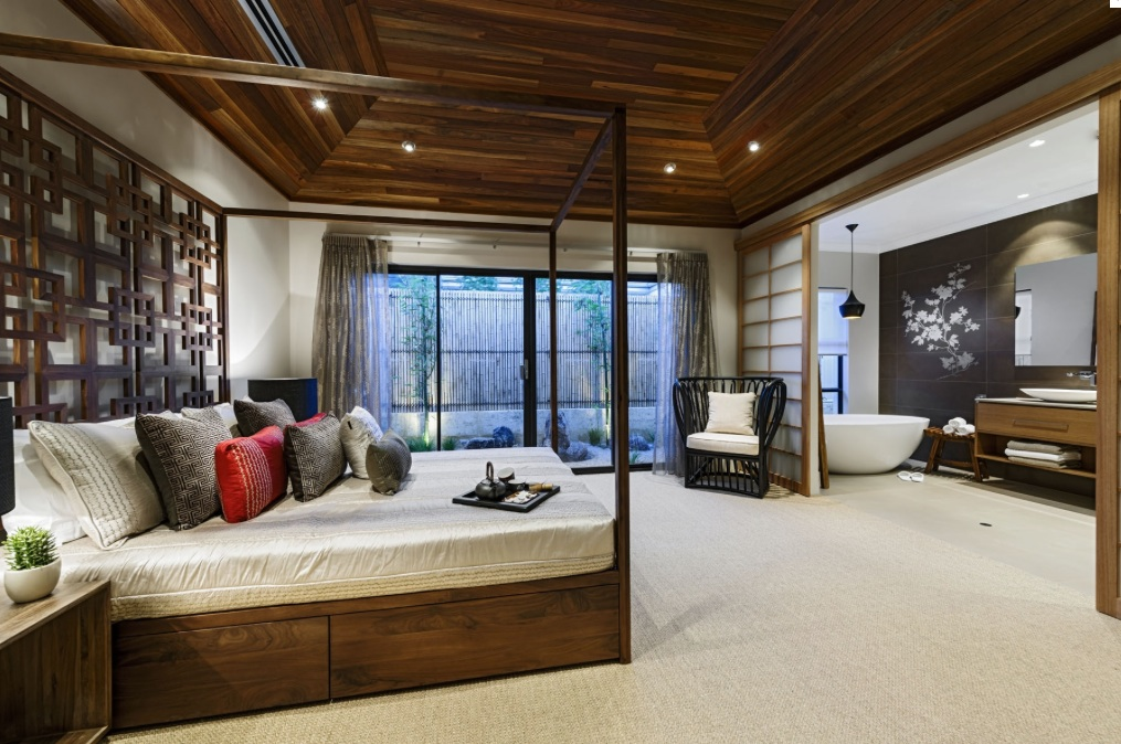 Interior Design Japanese Style Bedroom