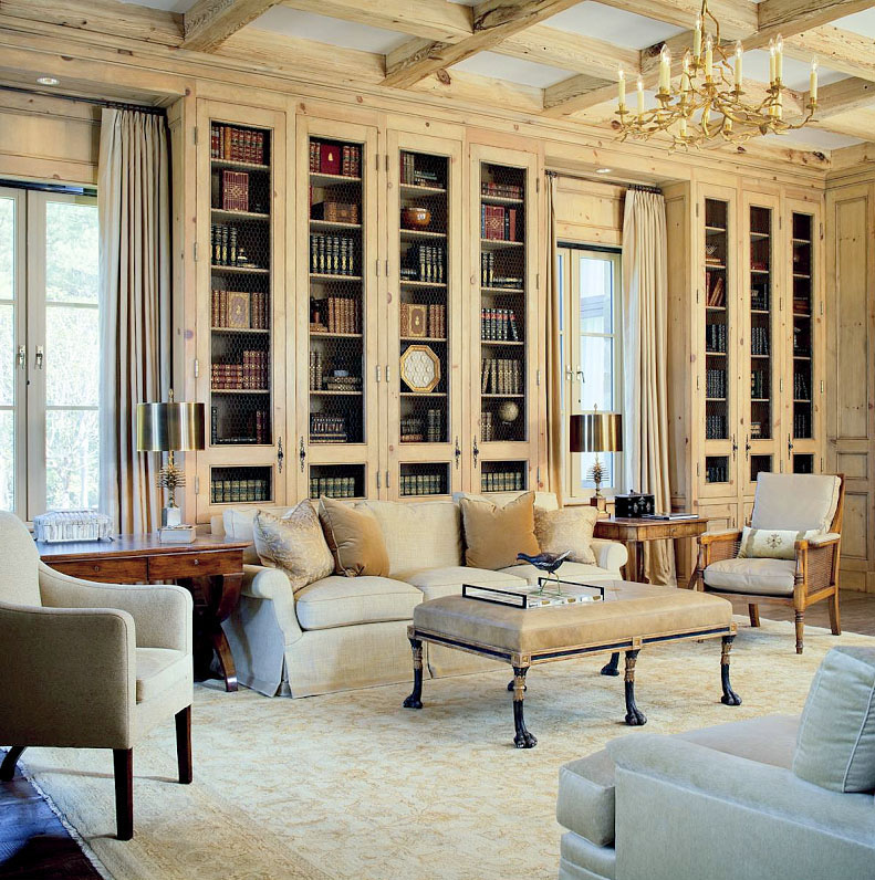 30-Clic-Home-Library-Design-Ideas-2 Liry Home Designer Suite on