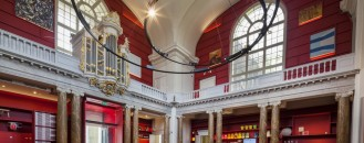 Reviving Cultural Spaces Through Design: Stedelijk Museum Schiedam Transformation