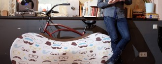 Innovative Bicycle Cover Helping You Keep Your Room Clean: Velo Sock [Video]