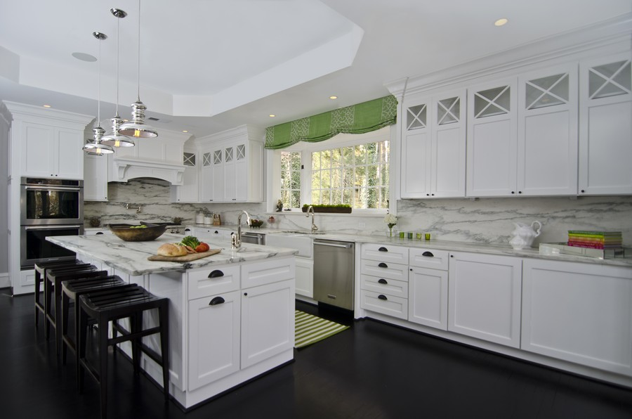 Inspiring Kitchen Makeover Adapted To A Family Of Six In Virginia