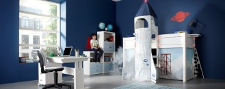 Lovely Range of Themed Children's Beds Mixing Fun, Play and Rest