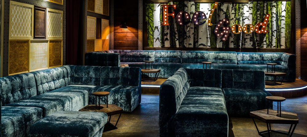Eclectic Club Design Originating Unforgettable Nights : Epic Society ...
