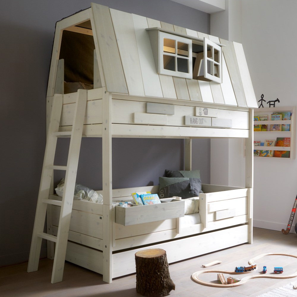 Lovely Range Of Themed Children S Beds Mixing Fun Play And Rest