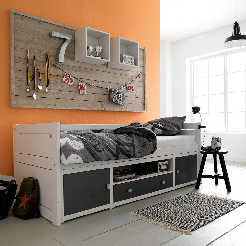 Collect This Idea Kids Cabin Storage Bed