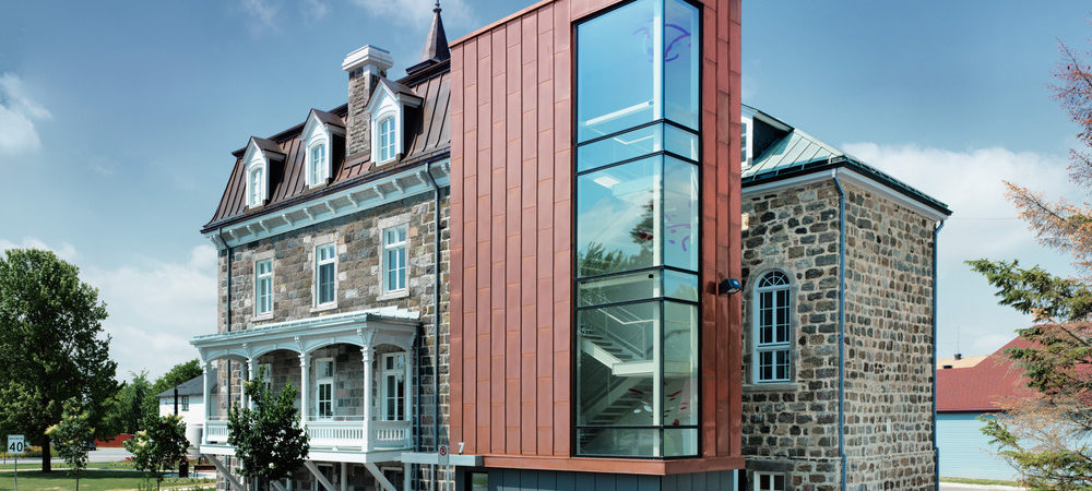 Historic Convent Transformed Into Spectacular City Hall in Quebec, Canada