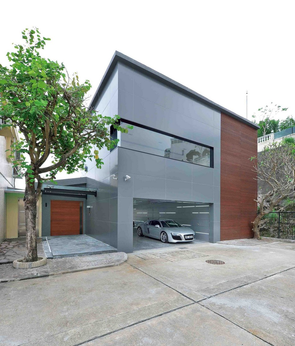 Home Design Ideas Hong Kong: Sustainable House Design Paying Tribute To Modern