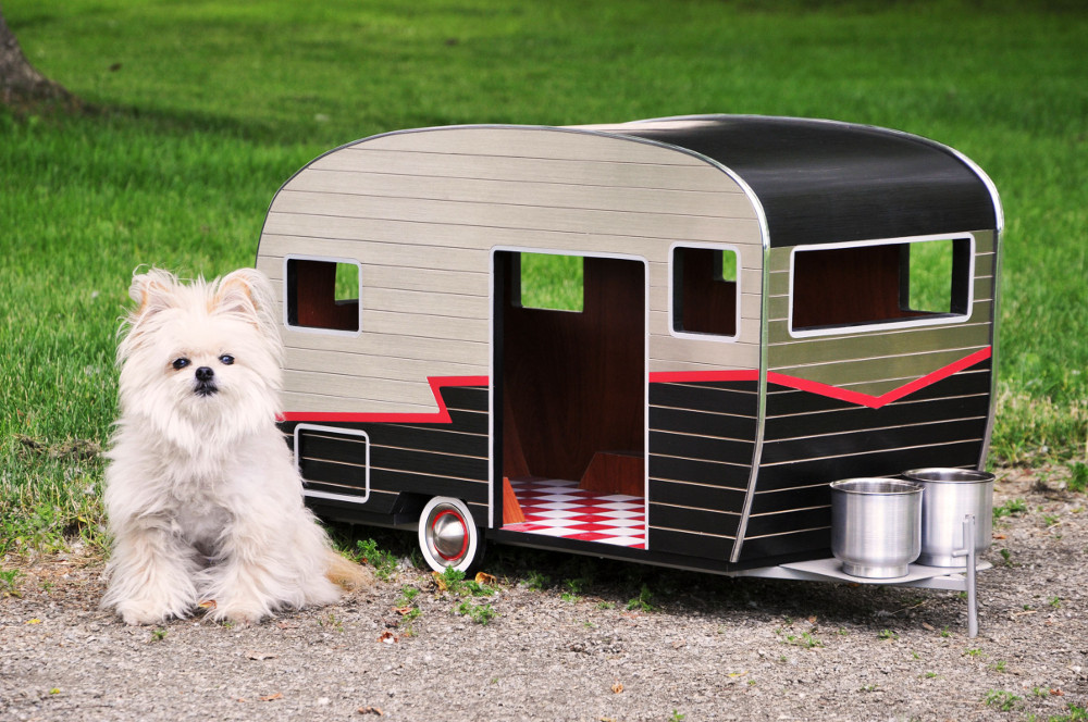 dog trailer ideas (3)