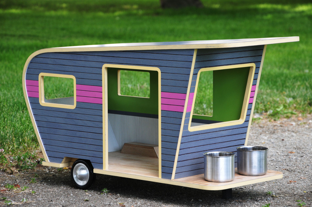 dog trailer ideas (5)