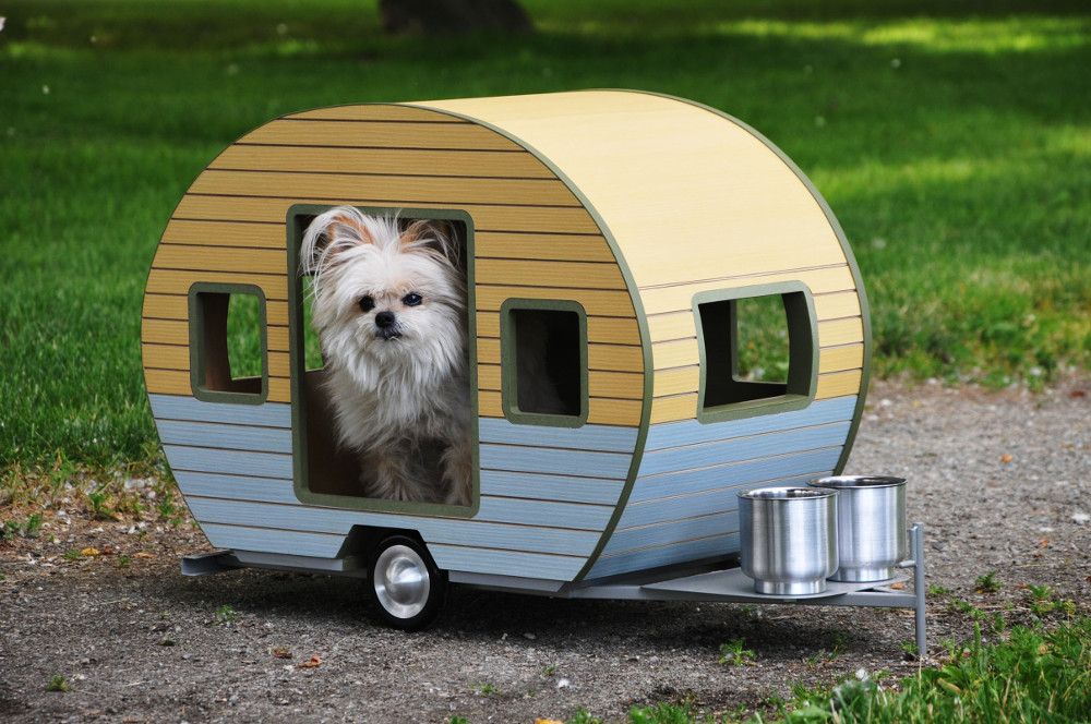 dog trailer ideas (6)