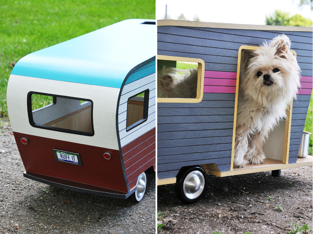 dog trailer ideas (9)