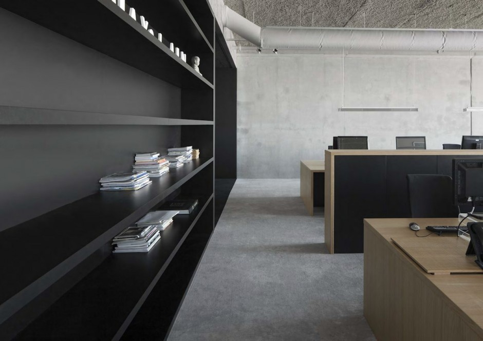 Modern design office Interior Collect This Idea Interior Modern Office Design Comelite Architecture Structure And Interior Design Bold Industrial Office Design For Media Agency Freshomecom