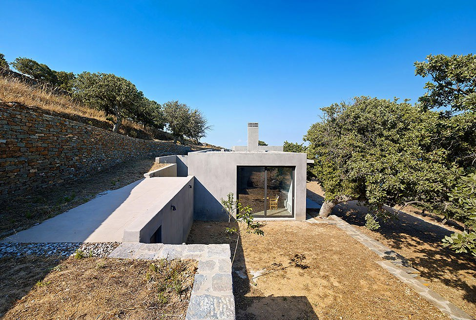 House in Kea by Marina Stassinopoulos and Konstantios Daskalakisc (10)