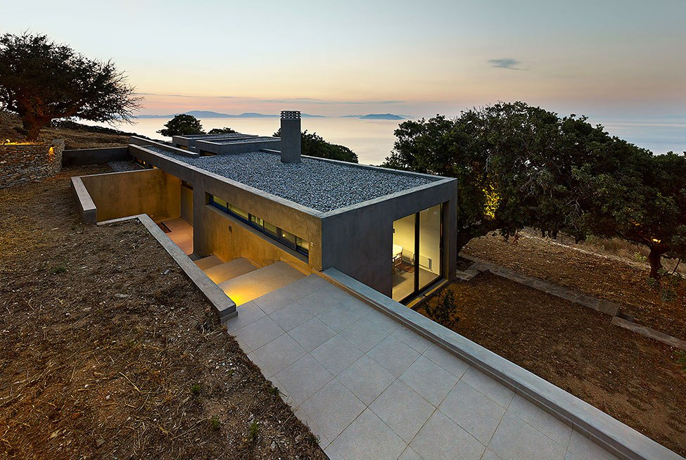 House in Kea by Marina Stassinopoulos and Konstantios Daskalakisc (2)