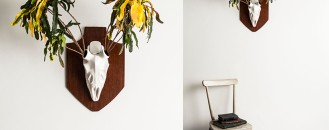 Intriguing Dear O' Deer Planter Re-Shaping Perception of Everyday Things