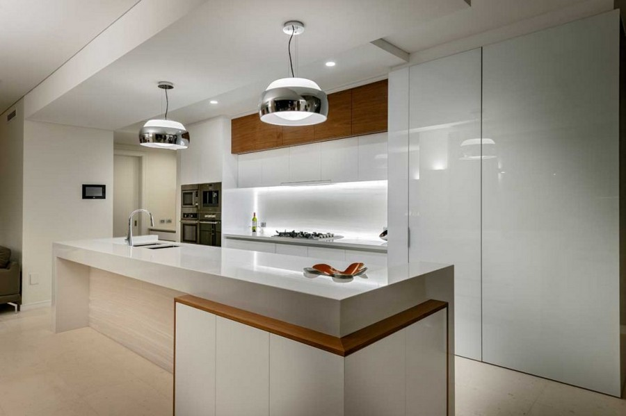 Luxurious Modern Interior Scheme Uncovered By The