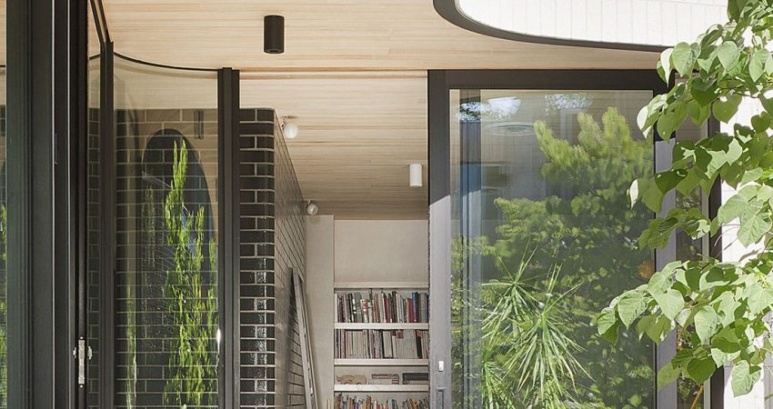 Surprising Edwardian Building Renovation in Australia: The Brick House