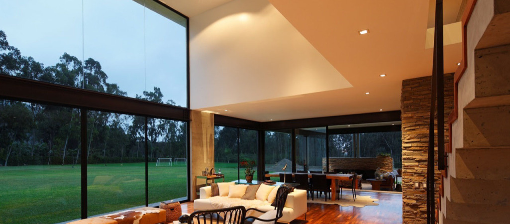 Spacious Home in Peru Inducing Gratitude and Admiration
