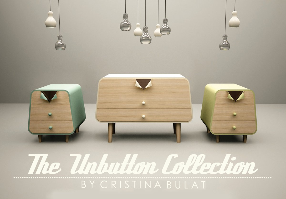 Pin Up Inspired Furniture Collection Marrying Retro Style And