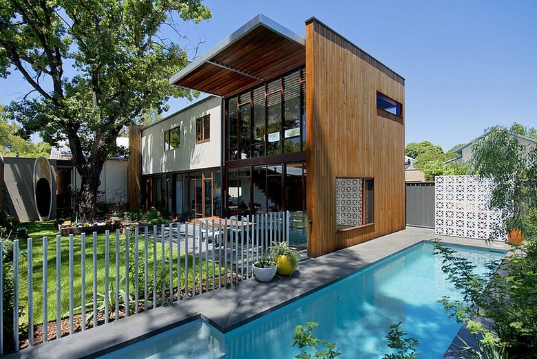 Small Bungalow Converted Into Contemporary Family Home in Perth, Australia
