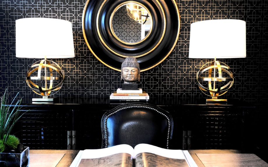 10 Ways to Add Glitz and Gold to Your Home Interior