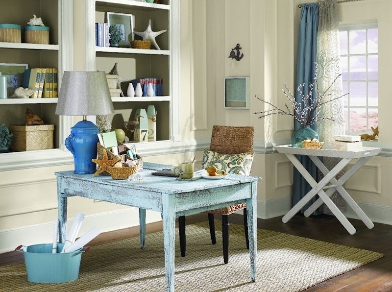 Make sure to show off your unique personal style. Image Via: Sherwin-Williams