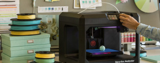Martha Stewart's Fresh Design and Colors Join the 3D Printing World