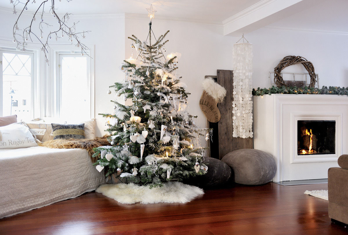 Collect this idea Modern Christmas Decorations for Inspiring Winter Holidays (1)