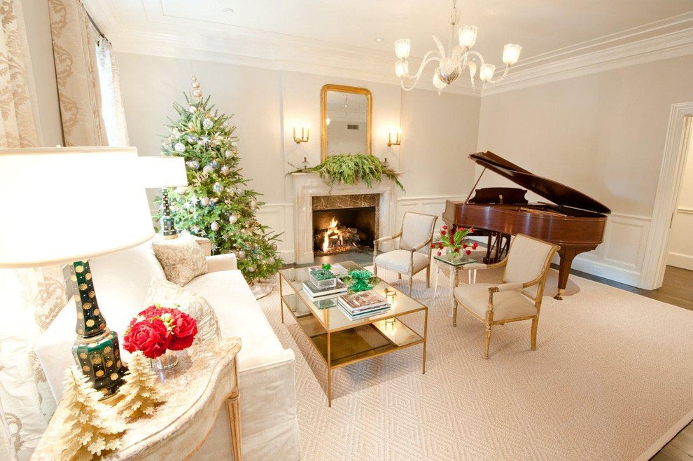 Modern Christmas Decorations for Inspiring Winter Holidays (5)