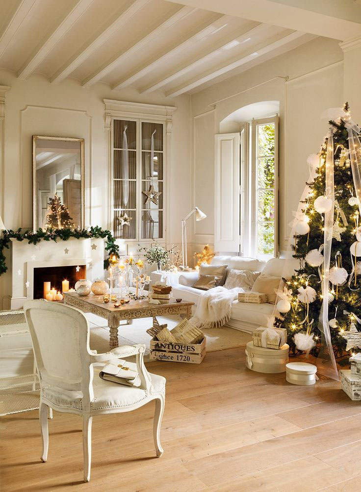 Modern Christmas Decorations for Inspiring Winter Holidays
