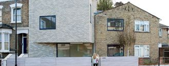 Original Brick Extension for Mid-century Home in Stoke Newington, London