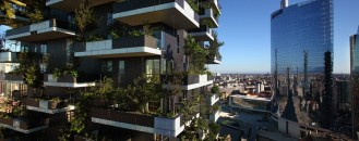 Milan's Bosco Verticale, Officially The Most Innovative Highrise in the World