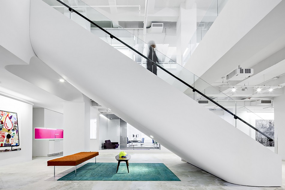Surprising Red Bull Offices In New York Designed In A
