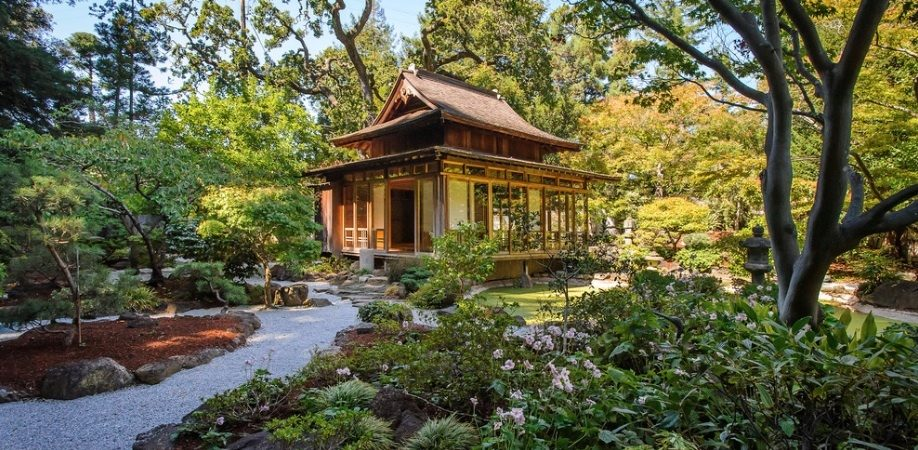 How To Create Your Own Japanese Garden