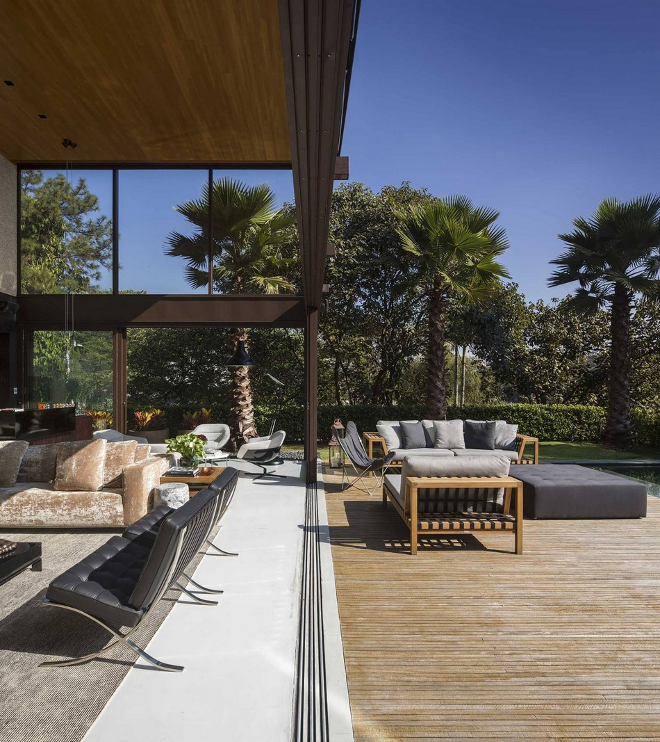 Collect this idea outdoors modern residence 12