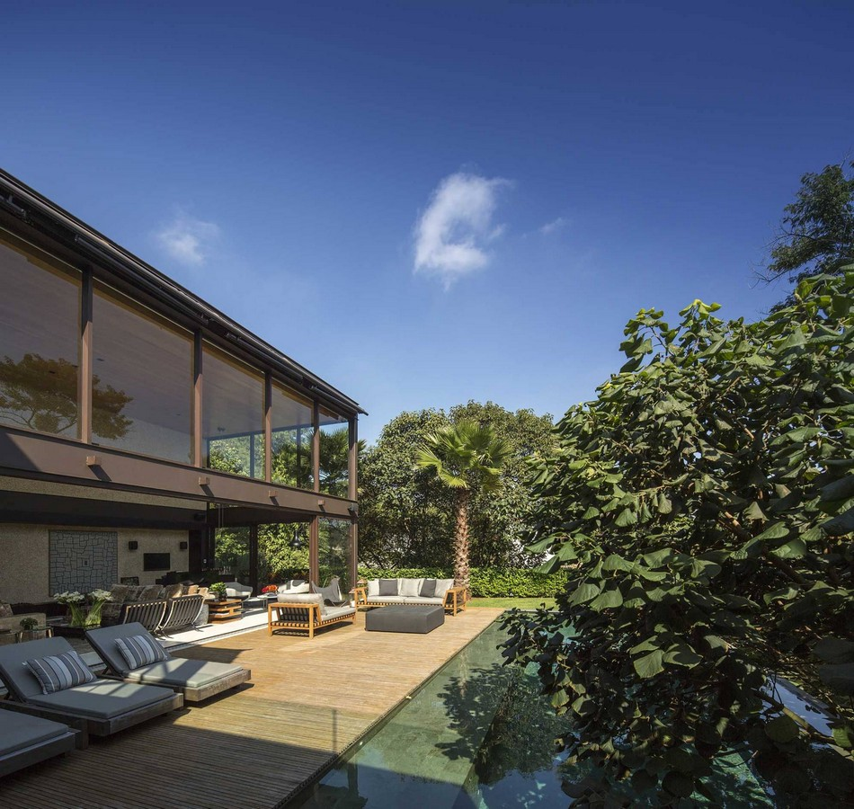 Collect this idea outdoors modern residence 8