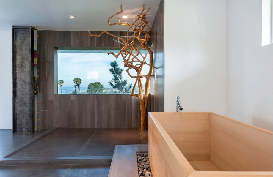 how to create your own japanese style bathroom freshome com rh freshome com Zen Shower Zen Bathroom Designs