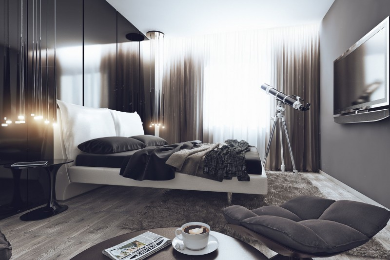 Bachelor Room Decoration Ideas Collect this idea 30 Masculine Bedrooms (20)