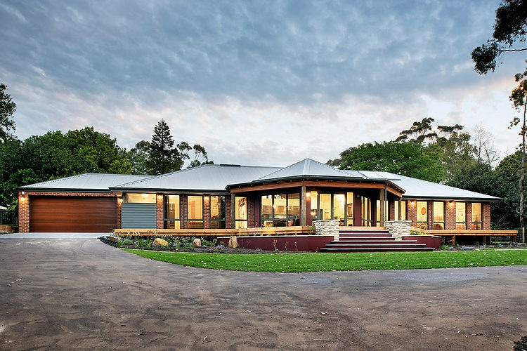Bold Display Home Unleashing The Of Traditional Design