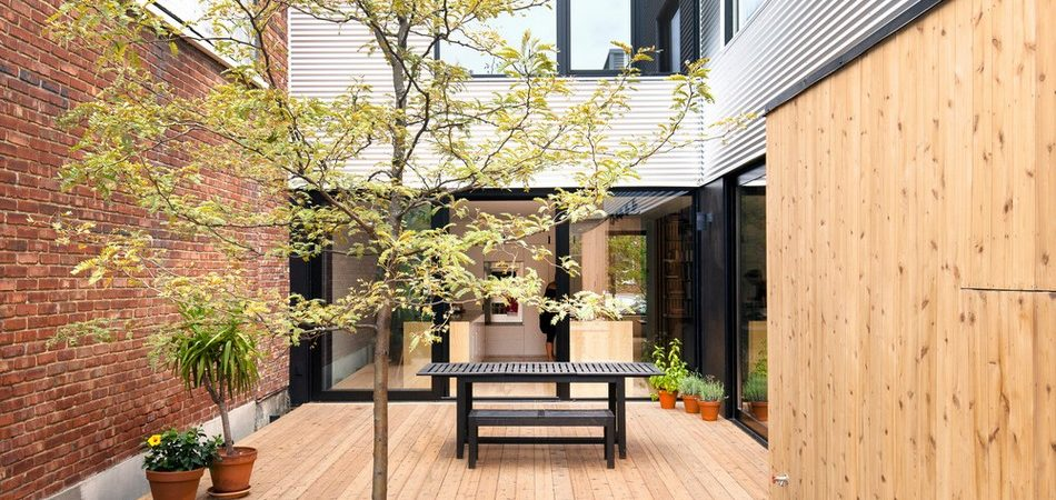 The De Gaspé House in Montreal Embraces Family Life