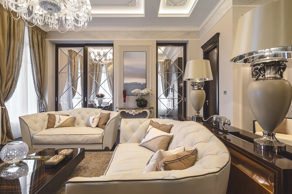 Classic Style Apartment In Ospedaletti Evoking The Italian Riviera