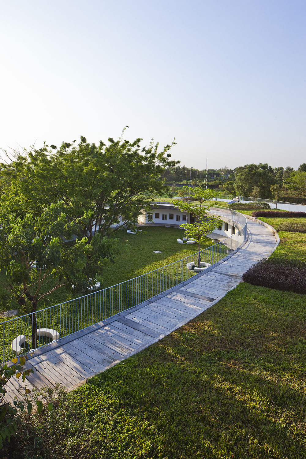 Farming Kindergarten by Vo Trong Nghia Architects (6)