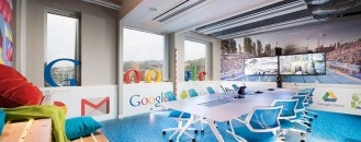 SPA Theme as Inspiration for the Energetic Google Offices in Budapest