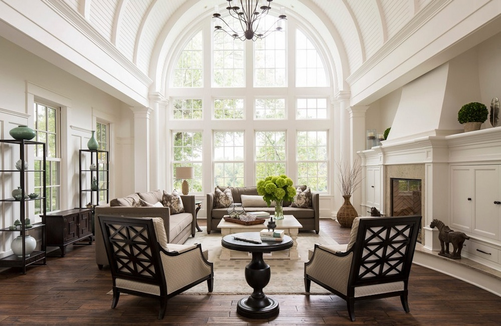 Flooring Provides A Foundation For The Rest Of E Image Via Sitting