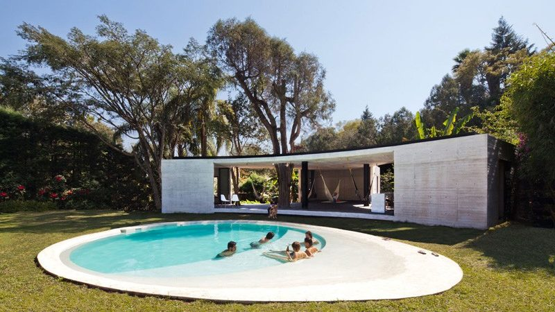 Perfect Venue for Friend Gatherings: Original Tepoztlan Lounge in Mexico