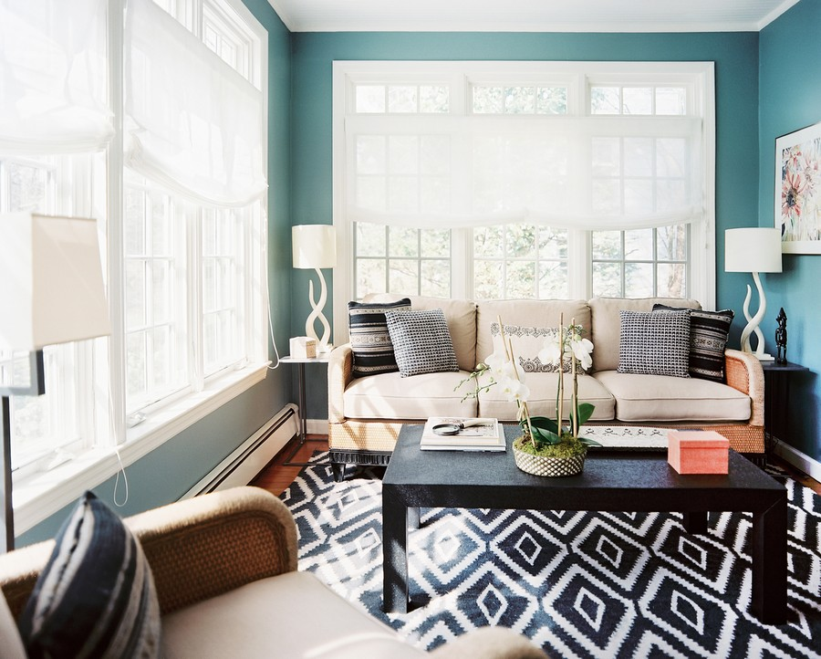 Eclectic Redesign Project Mixing Vintage And Modern