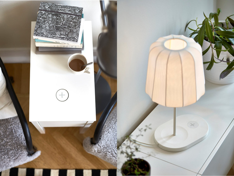 Collect This Idea Design Ikea Wireless Charging