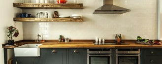 Affordable Handmade Cupboards for Distinctive Kitchens by British Standard